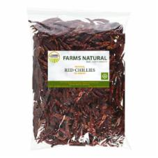 Red Chillies (Milagai Vaththal) (500 Grams)