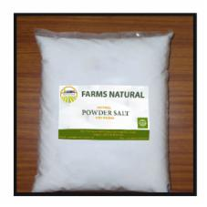 Powder salt (Thool Uppu) (1 kg)