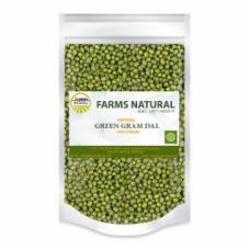 Green Moong Dal (Payatham Paruppu) (500 Grams)