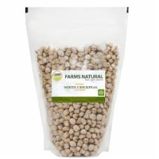 White chickpeas (Vellai Kondai Kadalai) (500 Grams)